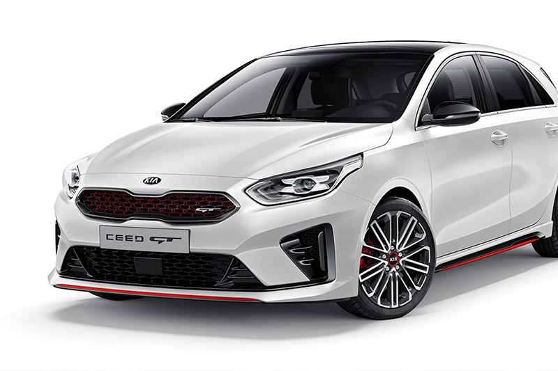 Kia Ceed GT Remains Sporty  Got 7-speed DCT